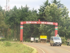 Iten welcome
