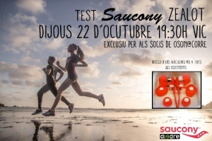 Saucony test_vic